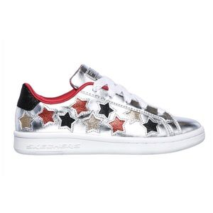 Skechers OMNE - LIL STAR SIDE Girl Sneakers Sz 2
